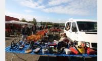 Teilmarkt Sachsenring - Oldtimer - Stammtisch